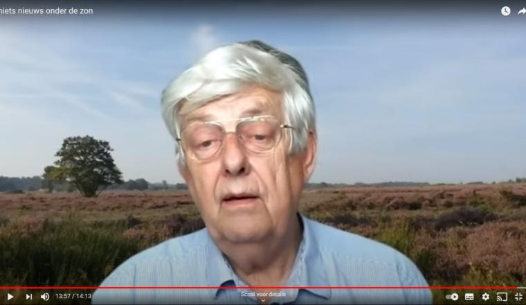 Niets nieuws onder de zon – Pierre Capel