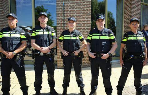Staat de politie straks ook bij u aan de deur?