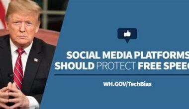 Trump lanceert social mediakanaal Truth Social